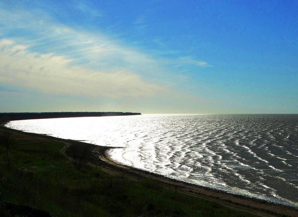 Таганрогский залив в картинках