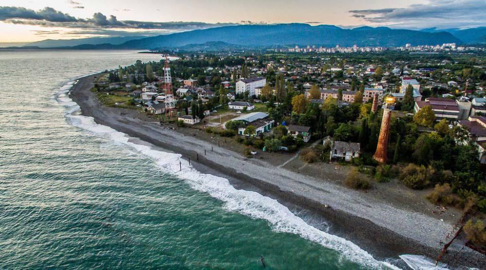 поселки фото центрального пляжа сухуми сбудутся легко